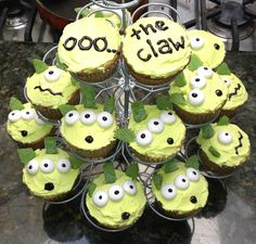 Toy Story cupcakes...too wonderful :)