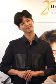 박보검 170217 싱가포르 기자회견 [ 출처 : KBeats https://www.facebook.com/permalink.php?story_fbid=268806540215717&id=191103841319321 ]