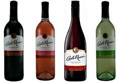 #Wine, #Gallo, #Carlo Rossi