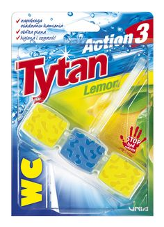 Tytan Action3 Lemon