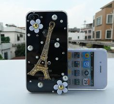iPhone case iPhone cover Eiffel Tour case handmade by dnnayding, $18.99