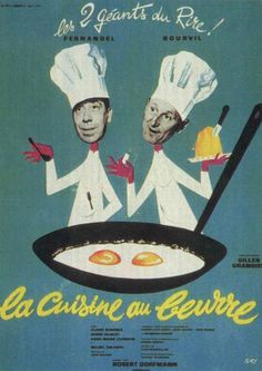 Buy online, view images and see past prices for La Cuisine au Beurre Fernandel & Bourvil Invaluable is the world's largest marketplace for art, antiques, and collectibles. Love Posters, Poster On, Vintage Posters, Poster Prints, 10 Film, Jeff Koons, Movie Posters, Actresses, Marseille