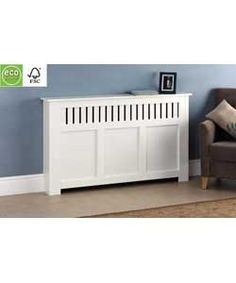 Love this radiator cover too/ living room & Hallway Modern Radiator Cover, Home Radiators, Vermont, Front Rooms, White Houses, Interior Design Living Room, Home Projects, Home Furniture, Architecture