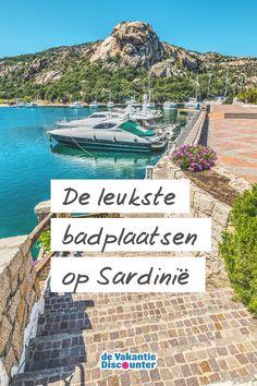De leukste vakantiebestemmingen? Die waar je maar een paar uur voor hoeft te vliegen en waar je je voelt alsof je héél ver weg bent van huis. Het prachtige Italiaanse eiland Sardinië is zo'n bestemming. We nemen je mee langs de leukste badplaatsen. Kun je direct kiezen waar jij jouw volgende vakantie doorbrengt!