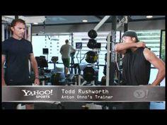 Apolo Ohno Trains for the Marathon Apolo Ohno, Marathon, Trains, Sunrise, Toast, Exercise, Health, Fitness, Youtube