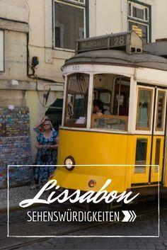 Wir zeigen dir die schönsten Sehenswürdigkeiten in Lissabon und davon gibt es in dieser wunderbaren Stadt eine ganze Menge. Komm mit auf eine Reise zu den Highlights von Lissabon, ganz viele Fotos sind natürlich auch dabei.