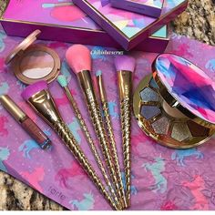 Tarte Unicorn collection♡Follow my Pinterest @MANARELSAYED♡