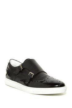 Alessandro Dell'Acqua Dual Monk Strap Sneaker