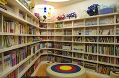 cutest kids library