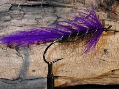 Maxwell's Purple Matuka - Spey Pages