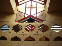Photos: Frank Lloyd Wright at Florida Southern College. | C-Monster