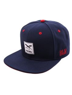 Daily Flag Snapback [navy] // IRIEDAILY FALL WINTER 2015 COLLECTION – WE CAN BE HEROES. // OUT NOW: http://www.iriedaily.de/