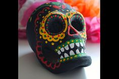 Skull Decorating: In Chicago, D'Noche serves Cuban, Mexican, and South American fare. At its Day of the Dead party this year, the restaurant will provide guests with papier-mâché skulls to paint.
