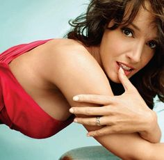 Jennifer Beals. Love her as Bette in The L Word!!