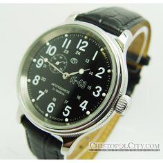 NEW RUSSIAN VOSTOK AUTO  RETRO Kirovskie K-43 Watch 2416/540851
