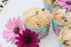 Chocolate chip muffins - DIY Sweden