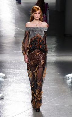 Rodarte fall/winter 2014-15 New York