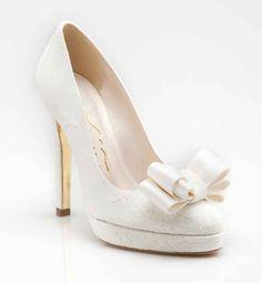 Enzo Miccio bridal shoes 2015!