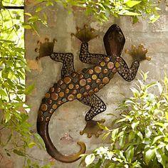 Geko Wall Decoration