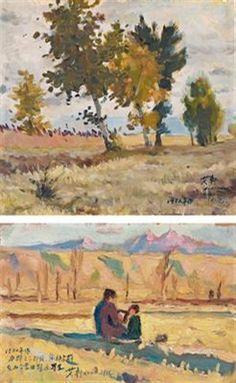 1972 Ai Xuan (艾軒; b1947, Jinhua, Zhejiang Province, China)