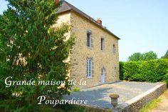 Regardez ce logement incroyable sur Airbnb : La grande maison de la Poupardière à La Baconniere