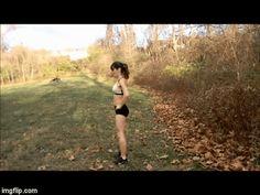 Itt az új 30 napos guggolás-kihívás: Cél a feszes és kerek popsi! - Ripost Running, Sports, Hs Sports, Keep Running, Excercise, Why I Run, Lob, Sport, Exercise