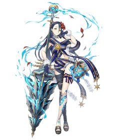 Female Character Design, Character Design References, Character Design Inspiration, Character Concept, Character Art, Cool Anime Girl, Anime Art Girl, Anime Weapons, Anime Warrior