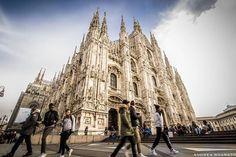 """Andrea Boaratodalla redazione de""""ilmeteo.it""""ci invia questo scatto Come siamo messi per i prossimi giorni Andrea? Sole? :-) #milanodavedere Milano da Vedere"""