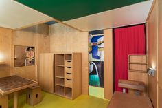 Inside Le Corbusier's Le Cabanon at Art Basel/Design Miami    Read more: http://www.dwell.com/slideshows/cassina-le-corbusier-cabanon-interior.html?slide=10=y#ixzz2EWjiZ7NY  artbasel 1207