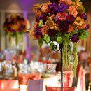 Centerpieces, Fall Wedding Reception Photos, Wedding Reception Pictures Page 65 - WeddingWire.com