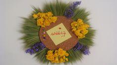Deko Kitchen ❁ Pinnwand als Wanddeko selber machen ❁ Video Anleitung DIY ❁ Deko Ideen mit Flora-Shop