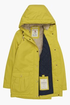 Women's Hooded Jersey-Lined Raincoats | Old Navy | I need a rain ...