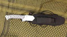 Explorer Lobo Gris de J&V Cuchillos de Aventura / Explorer Grey Wolf to J&V Adventure Knives