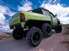Dodge Ram 6x6.  ...I've got a thing for six wheelers I think...