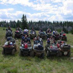 Planning Your ATV Camping Adventure