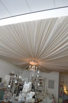 If I Knew You Were Coming D Have Baked A Cake Inspiration From Fabric Ceilingbedroom