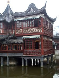 Old Shanghai Teahouse, 385 Fangbang Zhong Rd, Shanghai