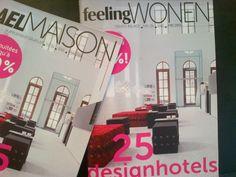 GAEL Maison & Feeling WONEN; 25 design hotels, May 2013