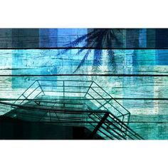 PTM Images Sky Watching Painting Print on Wrapped Canvas Size: