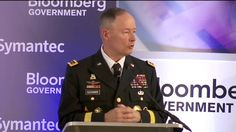 Alexander Calls for United Front Against Cyber Attacks