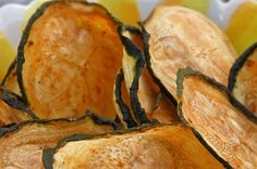 25 Baked Alternatives to chips/fries. - May make/alter some of these.