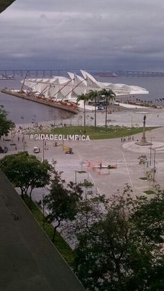 Rio de Janeiro - Praça Mauá - Museu do Amanha