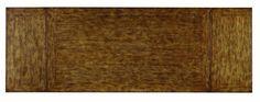Hooker Furniture Sanctuary Refectory Table - Ebony & Drift 3005-75207