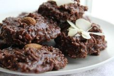 Chocolate cookies without baking!