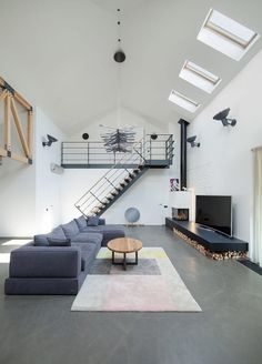 House in Kiev by Tseh Architectural Group