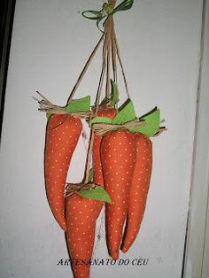 Penca de Cenourinhas