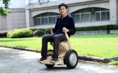 Nowadays there are plenty of self-balancing wheel chair in the market, most of them based on self- balancing mobile system which more commonly applied on scooters....