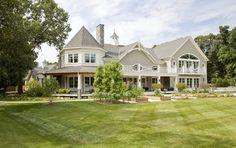 Millersville Horse Farm - farmhouse - Exterior - Baltimore - Riley Custom Homes & Renovations