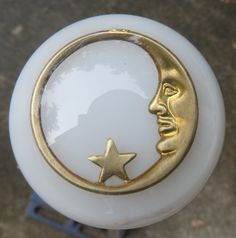 Celestial Moon & Star Shift Knob - HouseOspeed - Hot Rod Shift Knob