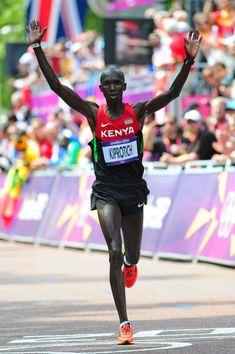 Wilson Kipsang Kiprotich the Marathon World Record holder!